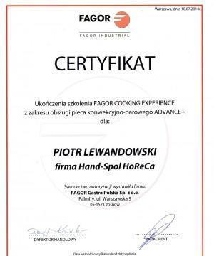 certyfikat-fagor-Piotr