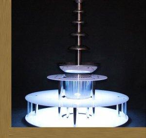 podświetlana podstawa pod fontann 2
