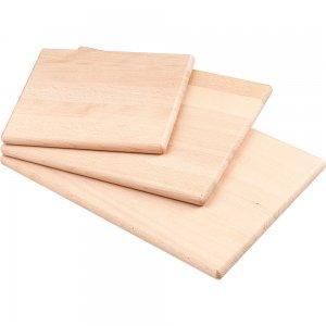deska do krojenia drewniana gładka