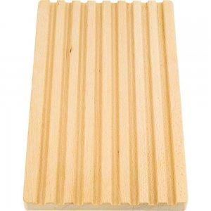 deska do krojenia drewniana z rowkami