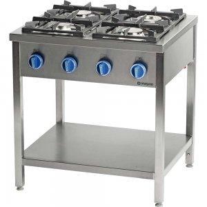 kuchnia gazowa na podstawie