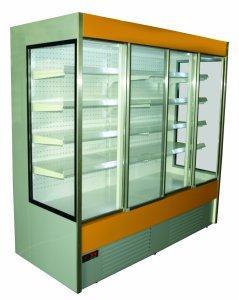 regał chłodniczy zamknięty 2